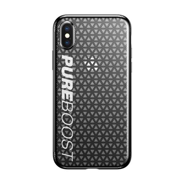 Фитнес кейс Baseus Sport Pure Boost за iPhone X, Черен, Baseus
