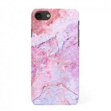 Кейс/калъф в дизайн Colorful Marble за iPhone 7, Твърд, Case, Уникален дизайн