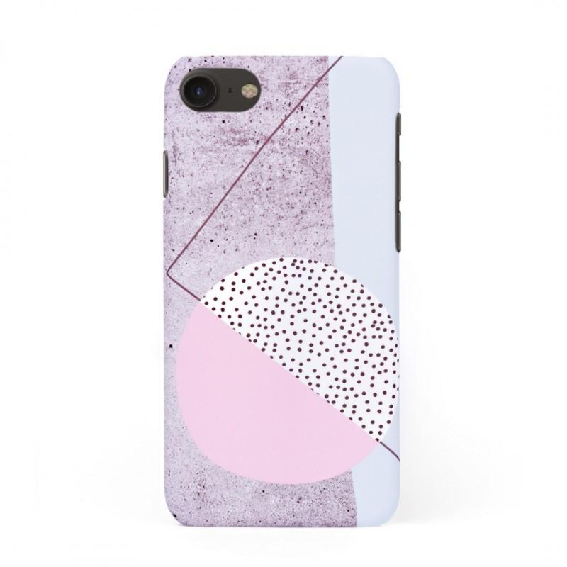 Кейс/калъф в дизайн Geometry за iPhone 8, Твърд, Case, Уникален дизайн