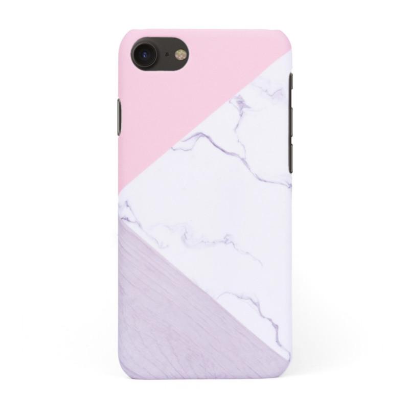 Tвърд кейс/калъф в дизайн Triangle Forms за iPhone 7, Case, Уникален Дизайн