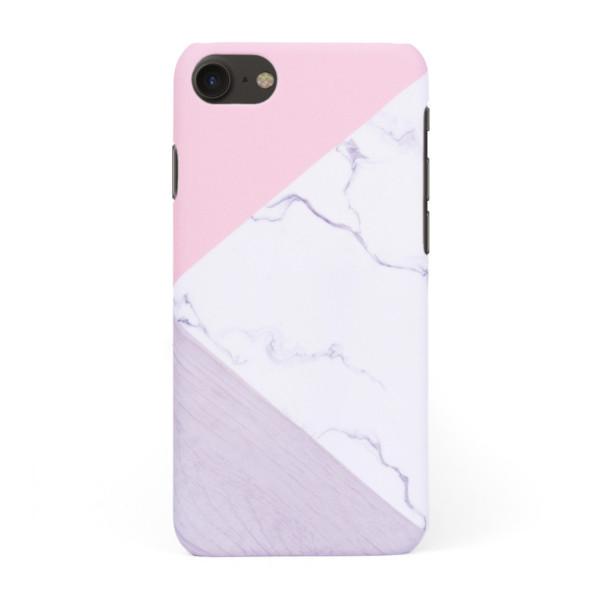 Tвърд кейс/калъф в дизайн Triangle Forms за iPhone 8, Case, Уникален Дизайн
