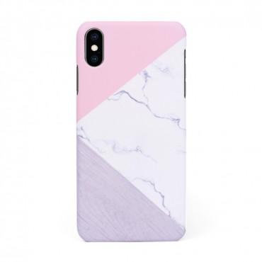 Tвърд кейс/калъф в дизайн Triangle Forms за iPhone XS, Case, Уникален Дизайн