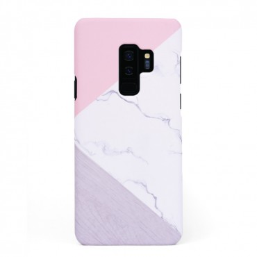 Tвърд кейс/калъф в дизайн Triangle Forms за Samsung Galaxy S9 Plus, Case, Уникален Дизайн