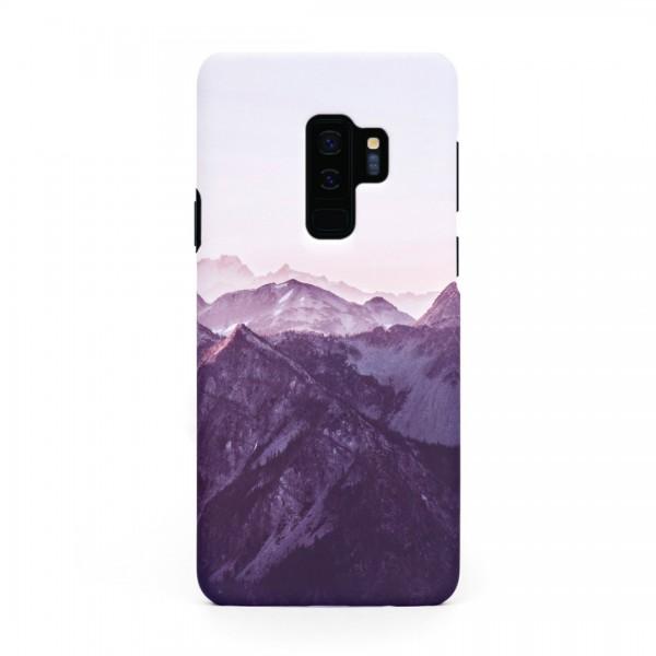 Tвърд кейс/калъф в дизайн Mountan Range за Samsung Galaxy S9 Plus, Case, Уникален Дизайн