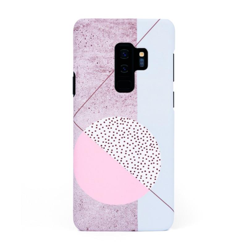 Кейс/калъф в дизайн Geometry за Samsung Galaxy S9 Plus, Твърд, Case, Уникален дизайн
