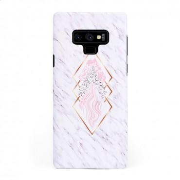 Твърд кейс/калъф в дизайн Golden Rhomboids за Samsung Galaxy Note 9, Case, Уникален Дизайн
