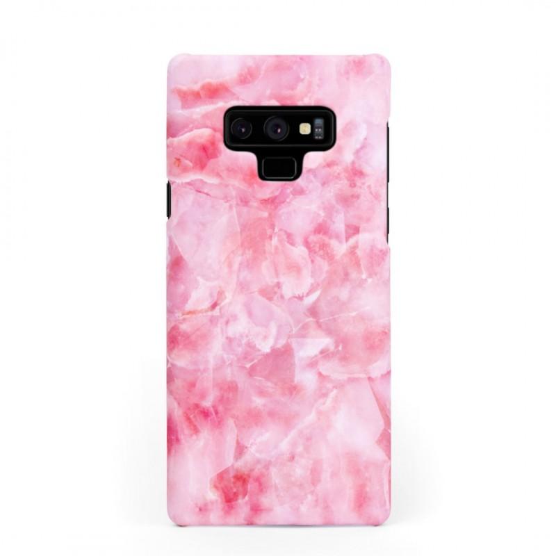 Твърд кейс/калъф в дизайн Pink Marble за Samsung Galaxy Note 9, Case, Уникален Дизайн