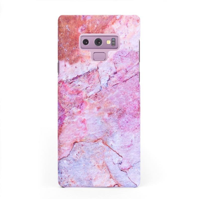 Кейс/калъф в дизайн Colorful Marble за Samsung Galaxy Note 9, Твърд, Case, Уникален дизайн