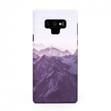 Tвърд кейс/калъф в дизайн Mountan Range за Samsung Galaxy Note 9, Case, Уникален Дизайн