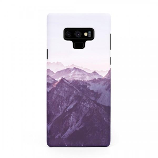 Tвърд кейс/калъф в дизайн Mountan Range за Samsung Galaxy Note 9, Case, Уникален Дизайн