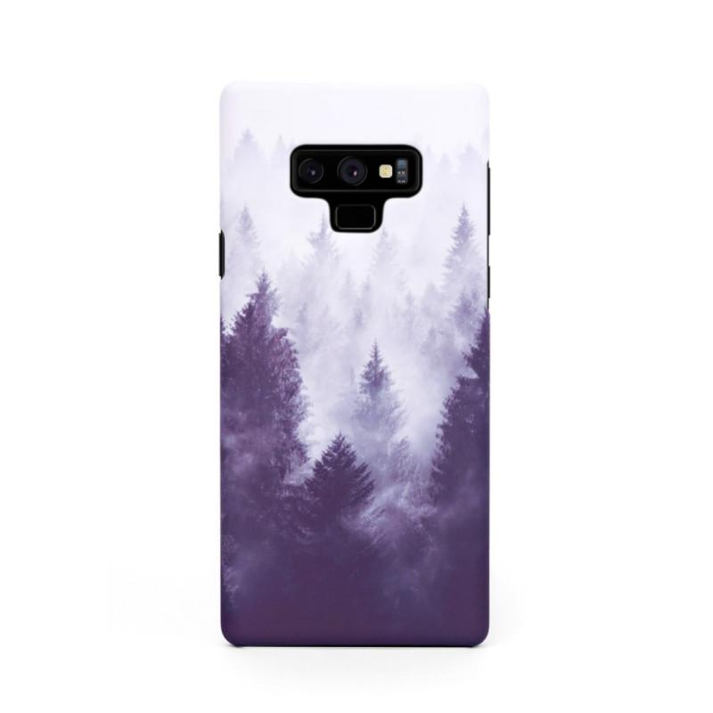 Твърд кейс/калъф в дизайн Foggy Forest за Samsung Galaxy Note 9, Case, Уникален Дизайн