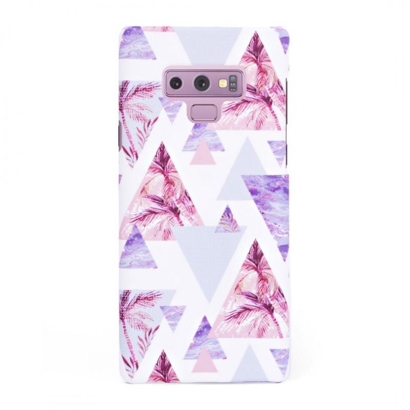 Луксозен кейс/калъф в дизайн Palm Paradise за Samsung Galaxy Note 9, Tвърд, Case