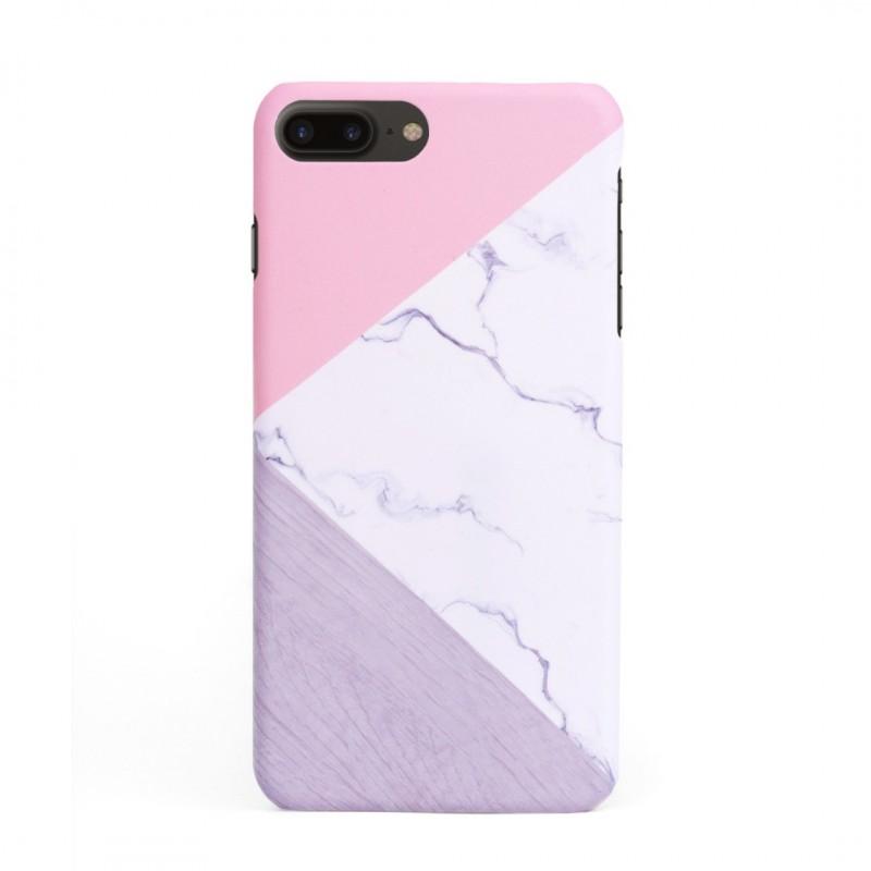 Tвърд кейс/калъф в дизайн Triangle Forms за iPhone 8 Plus, Case, Уникален Дизайн