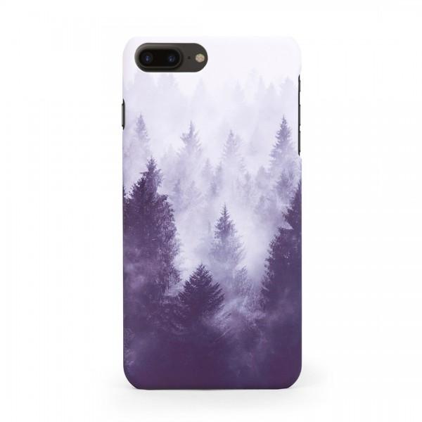 Твърд кейс/калъф в дизайн Foggy Forest за iPhone 7 Plus, Case, Уникален Дизайн