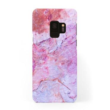 Кейс/калъф в дизайн Colorful Marble за Samsung Galaxy S9, Твърд, Case, Уникален дизайн