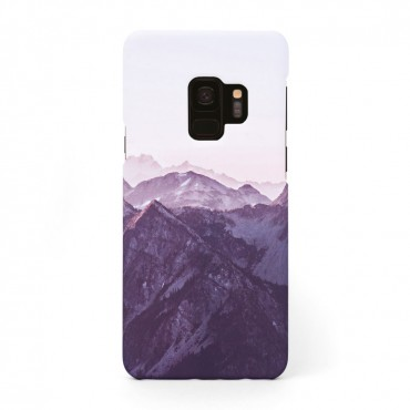 Tвърд кейс/калъф в дизайн Mountan Range за Samsung Galaxy S9, Case, Уникален Дизайн