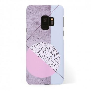 Кейс/калъф в дизайн Geometry за Samsung Galaxy S9, Твърд, Case, Уникален дизайн