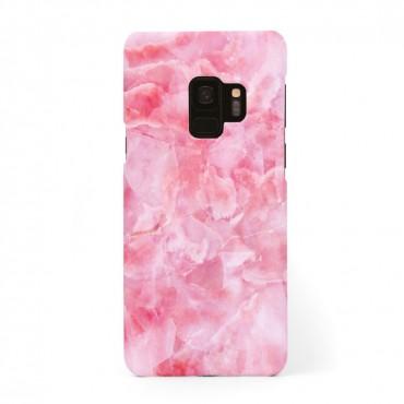 Твърд кейс/калъф в дизайн Pink Marble за Samsung Galaxy S9, Case, Уникален Дизайн