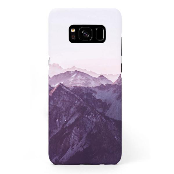Tвърд кейс/калъф в дизайн Mountan Range за Samsung Galaxy S8 Plus, Case, Уникален Дизайн