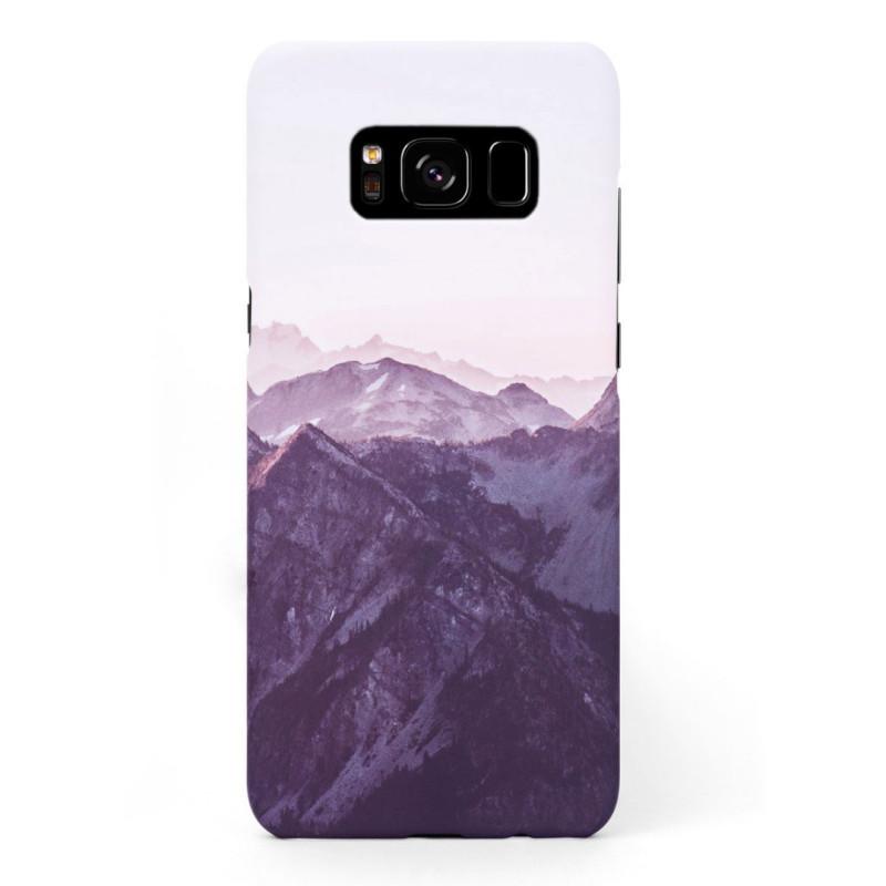 Tвърд кейс/калъф в дизайн Mountan Range за Samsung Galaxy S8, Case, Уникален Дизайн