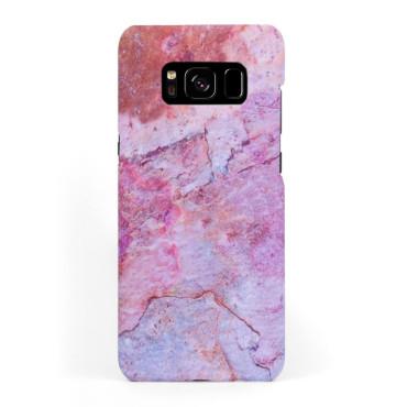 Кейс/калъф в дизайн Colorful Marble за Samsung Galaxy S8, Твърд, Case, Уникален дизайн