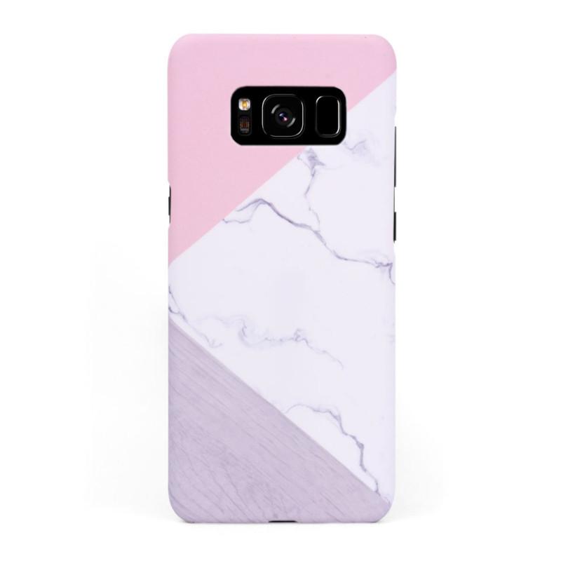 Tвърд кейс/калъф в дизайн Triangle Forms за Samsung Galaxy S8, Case, Уникален Дизайн