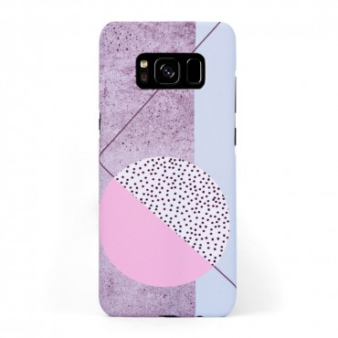 Кейс/калъф в дизайн Geometry за Samsung Galaxy S8 Plus, Твърд, Case, Уникален дизайн