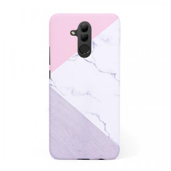 Tвърд кейс/калъф в дизайн Triangle Forms за Huawei Mate 20 Lite, Case, Уникален Дизайн