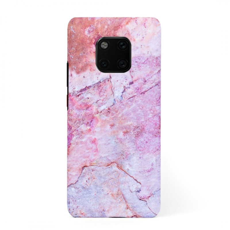 Кейс/калъф в дизайн Colorful Marble за Huawei Mate 20 Pro, Твърд, Case, Уникален дизайн