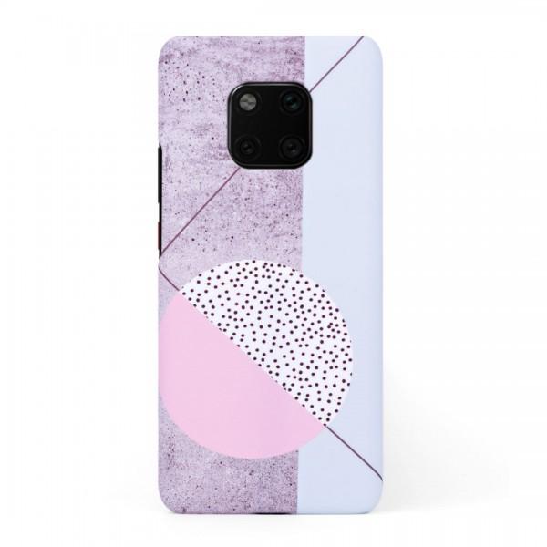 Кейс/калъф в дизайн Geometry за Huawei Mate 20 Pro, Твърд, Case, Уникален дизайн
