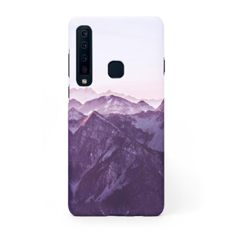 Tвърд кейс/калъф в дизайн Mountan Range за Samsung Galaxy A9 (2018), Case, Уникален Дизайн