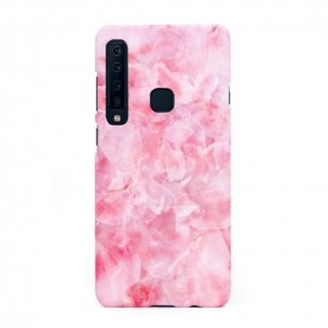 Твърд кейс/калъф в дизайн Pink Marble за Samsung Galaxy A9 (2018), Case, Уникален Дизайн