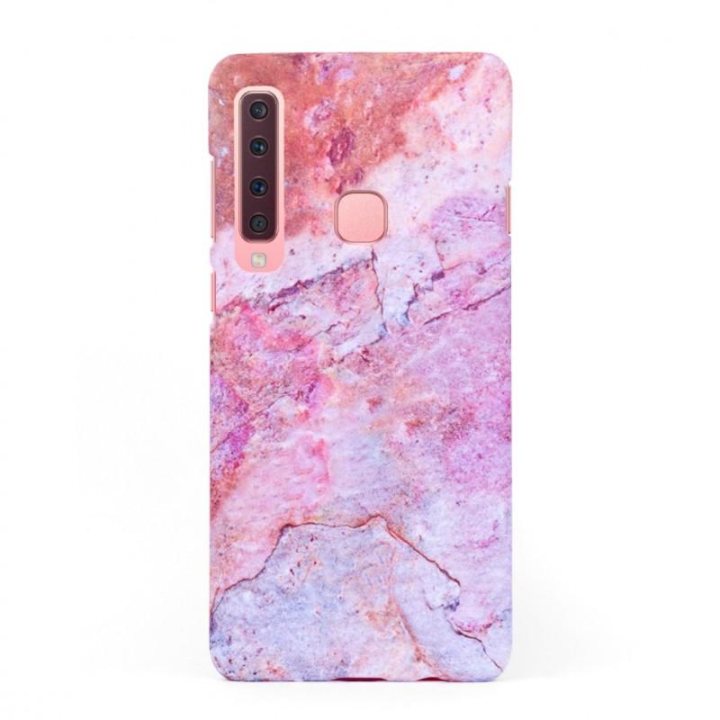 Кейс/калъф в дизайн Colorful Marble за Samsung Galaxy A9 (2018), Твърд, Case, Уникален дизайн