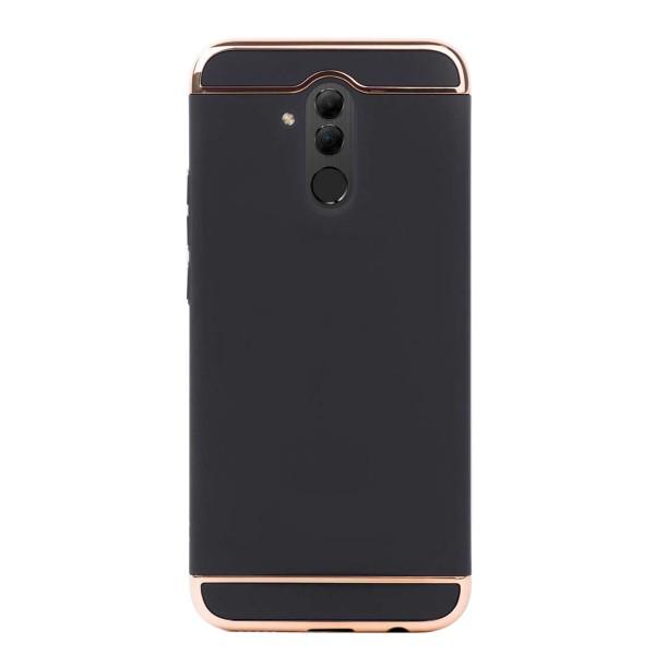 Луксозен кейс/калъф от 3 части за Huawei Mate 20 Lite, Case, Твърд, Черен
