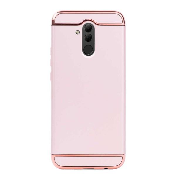 Луксозен кейс/калъф от 3 части за Huawei Mate 20 Lite, Case, Твърд, Розово злато
