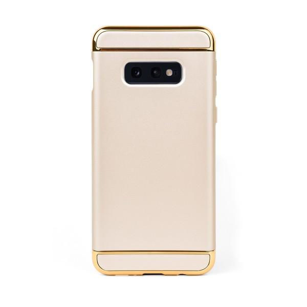 Луксозен кейс/калъф от 3 части за Samsung Galaxy S10e/ S10 Lite, Case, Твърд, Златист
