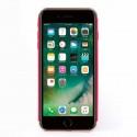 Луксозен кейс/калъф от 3 части за iPhone 8 Plus, Case, Твърд, Червен