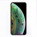 Луксозен кейс/калъф от 3 части за iPhone XS, Case, Твърд, Сребрист