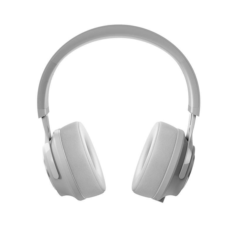 Безжични слушалки Hoco W22 Talent Sound с Bluetooth V4.2, Сгъваеми, Разтегателни, Бели