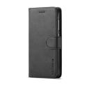 Луксозен кожен флип калъф/тип тефтер за Xiaomi Redmi 4X, LC.IMEEKE, Черен