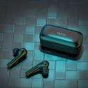 Безжични Слушалки QCY T5, Bluetooth 5.0, С Външна Батерия, 3D Sound, Черни